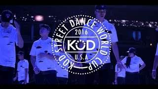 K.O.D World Cup 2016 - GRV Dance Crew Performance