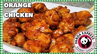 Copycat Panda Express Orange Chicken ~ The BEST Orange Chicken Recipe