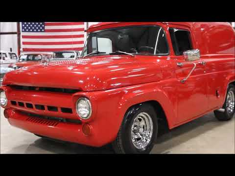 For Sale 1957 Ford Panel Truck In Kentwood Michigan