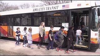 Iowa City Update: Transit On Google Maps