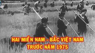 Hình ảnh 2 Miền Nam   Bắc Việt Nam Trước Năm 1975   Go Vietnam ✔