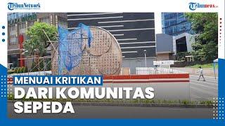 Tugu Sepeda DKI Jakarta Menuai Kritikan dari Komunitas Sepeda, Tidak Berdampak Apa-apa