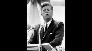 JFK  Those who make peaceful revolution impossible will make violent revolution inevitable