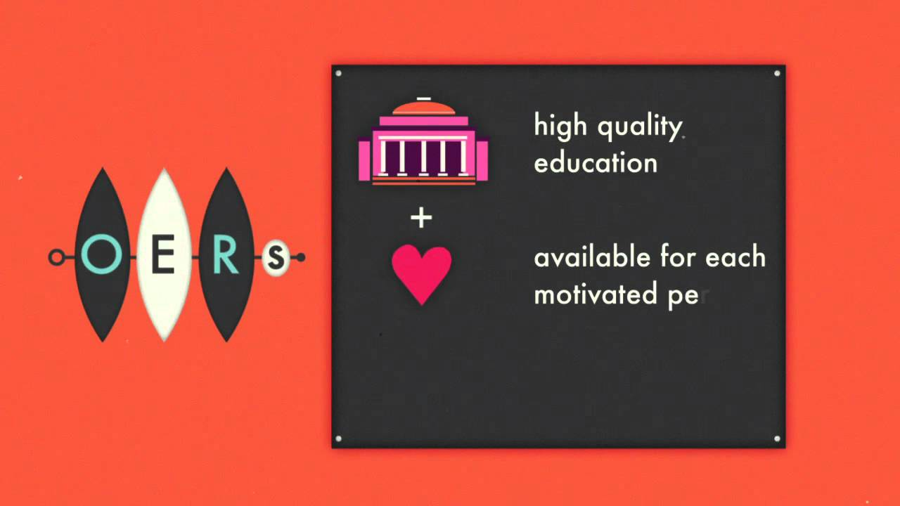 """The OERs - Open Educational Resources"" by intheacademia is licensed under CC BY."