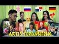 NGAKAKREAKSI CEWEK LUAR NEGERI LIAT ARTIS YOUTUBER INDONESIA