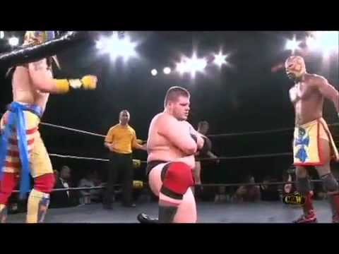 The Most Illegal Move in the History of Wrestling
