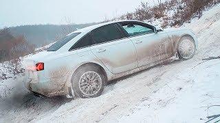 AUDI A6 и BMW X3 против ВНЕДОРОЖНИКОВ в ОФФРОАД и ДРАГ