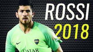 Las Mejores Atajadas de Agustin Rossi 2018
