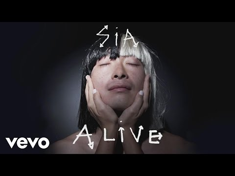 Alive (Audio) - Sia