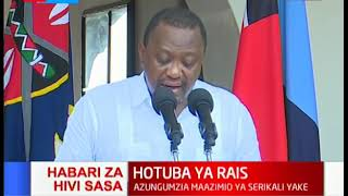 President Uhuru suspends implementation of NHIF proposal to allow further consultation