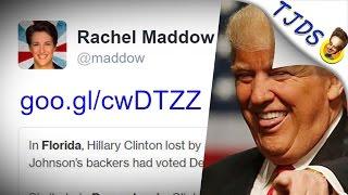 Rachel Maddow Blames Jill Stein In Epic Act Of Journalistic Negligence