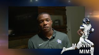 This weeks recruiting trail we meet Lone Star's, Marvin Mims who's committed to Stanford Football