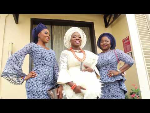 NIGERIAN WEDDING VIDEOS: Gbemi & Dolapo Traditional Wedding