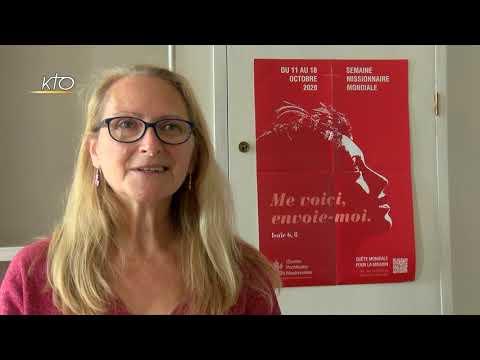 Catherine Marsili : « L'Esprit, quand il agit, nous permet d'oeuvrer »