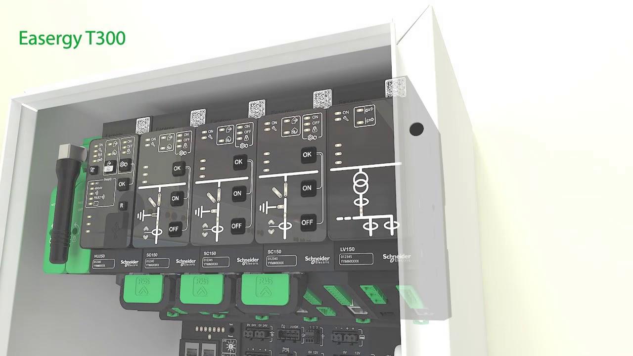 Контроллер Easergy T300