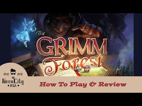 Geek City USA Reviews - The Grimm Forest