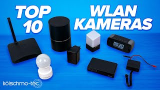 Top 10 WLAN Spionage Kameras - 2020 Testbericht
