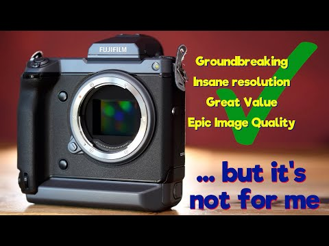 The most Amazing Camera... that I'd never buy - GFX100 Field Tested in Bhutan