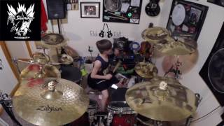 "10 year old Alex Shumaker ""Vertigo"" U2"