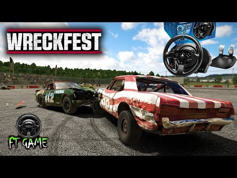 FFB feels dead :: Wreckfest General Discussions