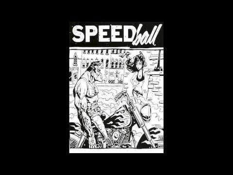 Speedball - Heart of Chrome