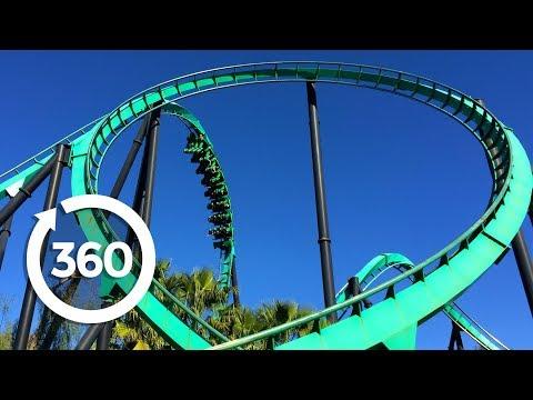 Müthiş 360 Roller Coaster