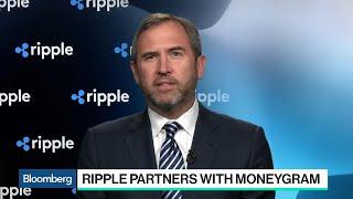 MoneyGram Partnership Is a Big Step for Blockchain, Ripple CEO Says