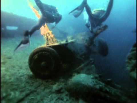 14 - Одиссея Жака Кусто - Лагуна затонувших кораблей