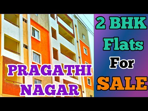 2bhk Flat Sale In Pragathi Nagar Kukatpally, Hyderabad