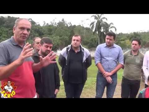 Vereadores de Miracatu e Juquitiba juntos na luta com a Associação dos Moradores do Bairro do Engano contra o Descaso da Miracatiba