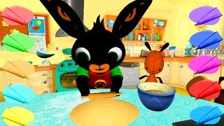 Kids Play Colorful Cooking Game | How to Decorate & Bake a Cake Fun Games for Children