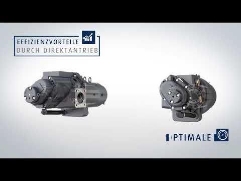 CompAir Ultima – Die Zukunft ölfreier Kompressor-Technologie