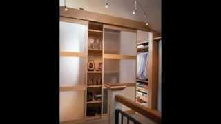 Bedroom Closet Door Decorating Ideas
