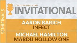 SCGINVI - Semifinals - Aaron Barich vs Michael Hamilton [Modern]