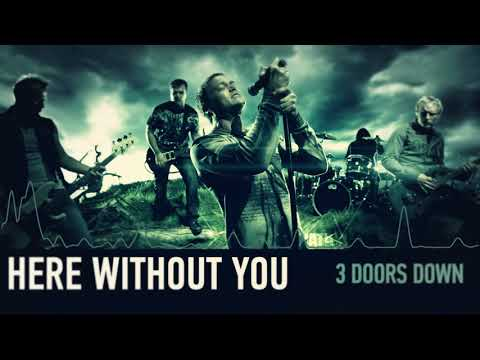 3 Doors Down   Here Without You  ( instrumental )
