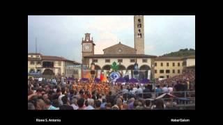 preview picture of video '2011 Italia   Impruneta, Festa Dell' Uva, Rione S  Antonio, Uva... Tempo di Vita, Chianti'