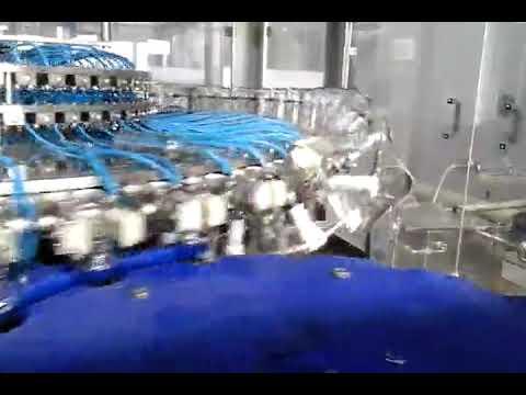 Automatic Rotary Rising Machine