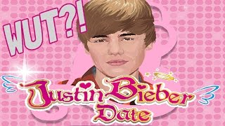 Justin Bieber Date! (sry no nudes, only dumb games) #10