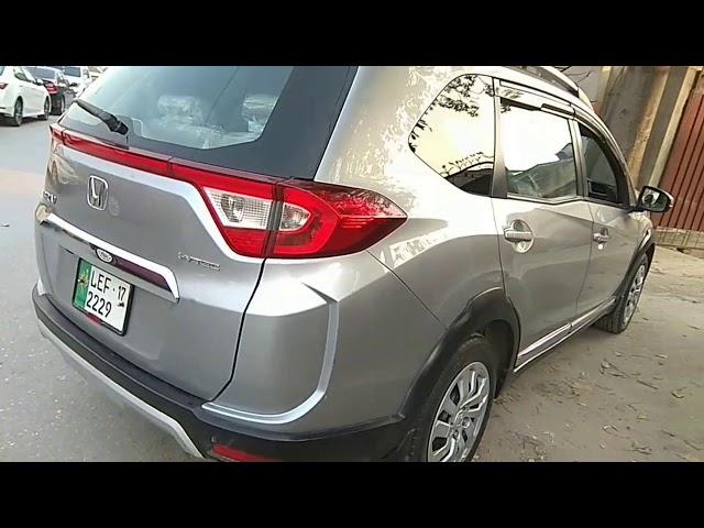 Honda BR-V i-VTEC 2017 for Sale in Lahore