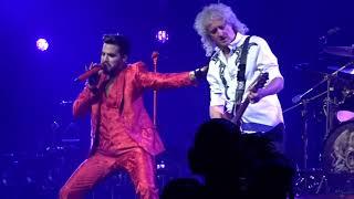 Queen & Adam Lambert - Don't Stop Me Now - Park Theater, Vegas - Sept. 15 2018