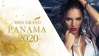 Angie Keith Miss Grand Panama 2020 Introduction Video