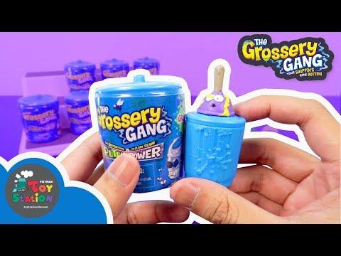 Thùng rác Grossery Gang series 3, Putrid Power ToyStaiton Halloween - 119
