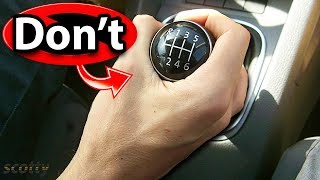 5 Things You Should Never Do in a Manual Transmission Car