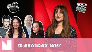 Interview met de 13 Reasons Why cast!