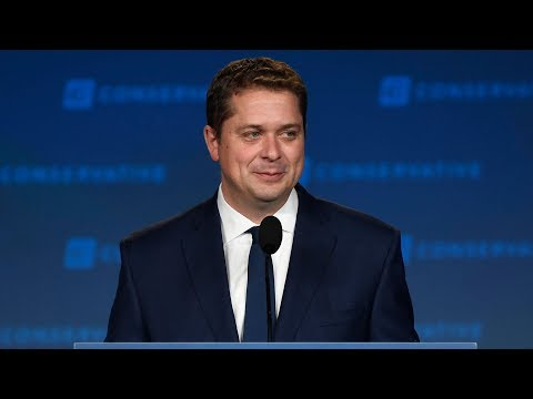 "Scheer: ""Canada is a country that is further divided"""