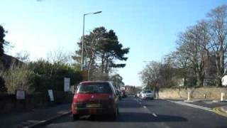 preview picture of video 'Oxton Village Wirral Merseyside Drive'