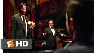 Gambar cover John Wick: Chapter 2 (2017) - Rule Breaker Scene (10/10) | Movieclips