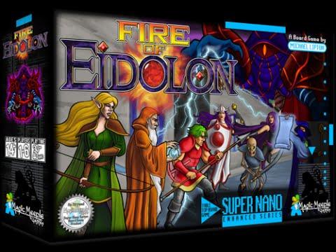 Fire of Eidolon Review