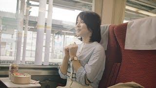 キリン一番搾り生ビール石田ゆり子「列車」篇30秒
