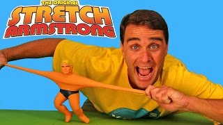 Stretch Armstrong ! || Toy Review || Konas2002